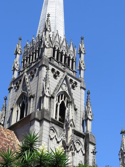 Free cathedral são pedro de alcântara petrópolis