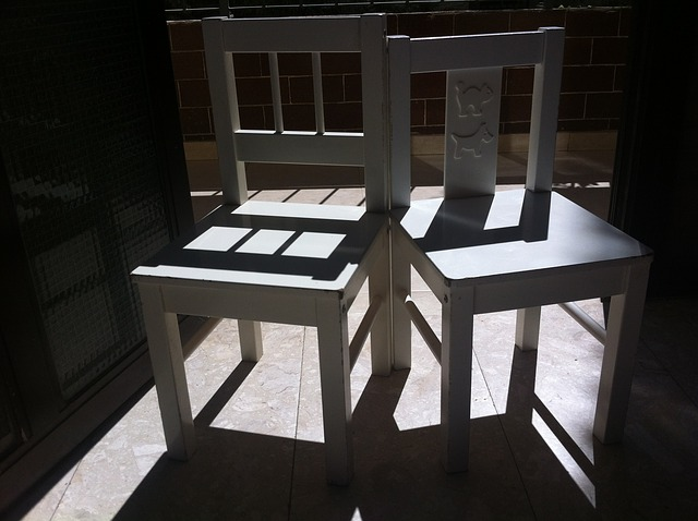 Free chair chairs furniture black and white shadow