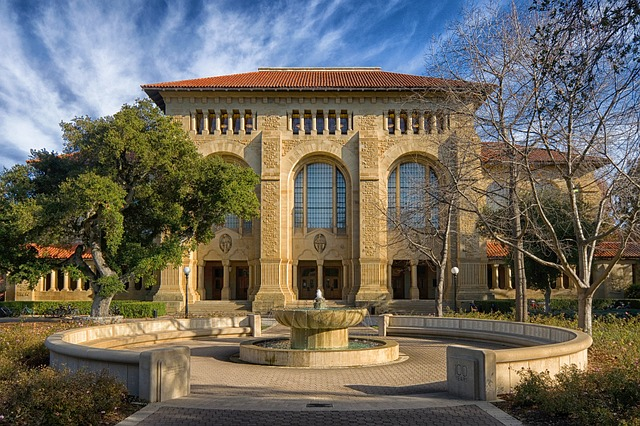 Free palo alto california stanford university building