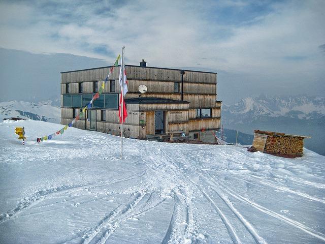 Free switzerland landscape scenic winter snow slope