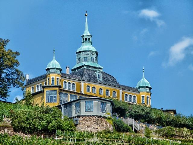 Free spitzhaus germany palace castle mansion estate