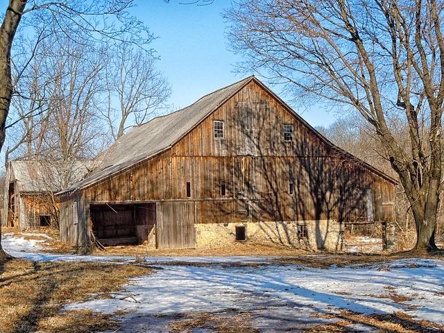 Free pennsylvania landscape scenic barn farm rural