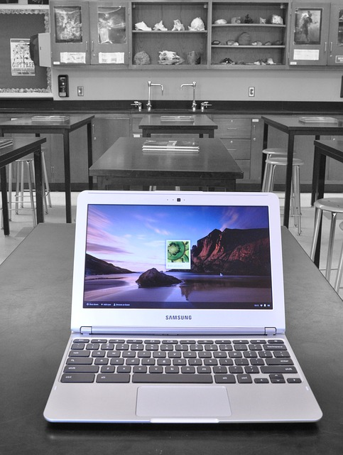 Free computer classroom learning technology