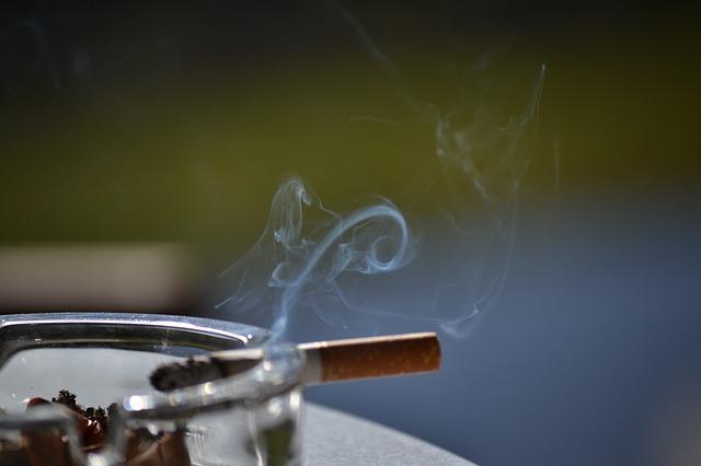 Free tobacco smoke smoking cigar cigarette butt