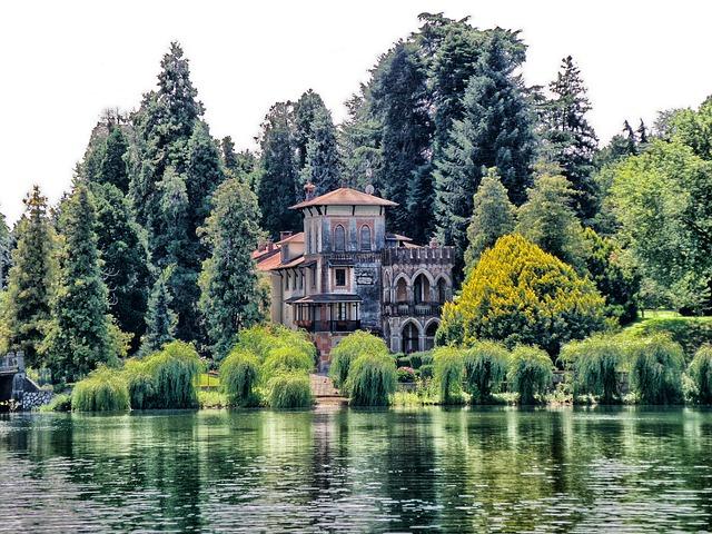 Free sesto calende italy villa house home architecture