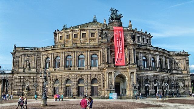 Free dresden germany opera house arts classical