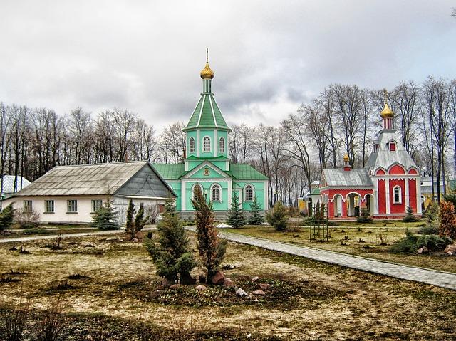 Free voronezh russia monastery buildings church
