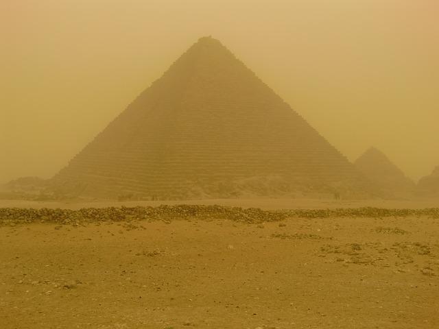 Free pyramids egypt sandstorm