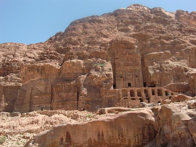 Free petra egypt jordan