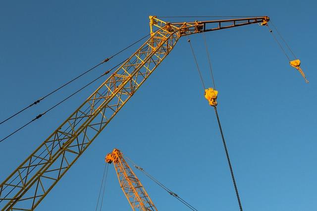 Free urban city urban landscape architecture crane