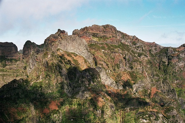 Free madeira summit hiking sky high 2000m trail