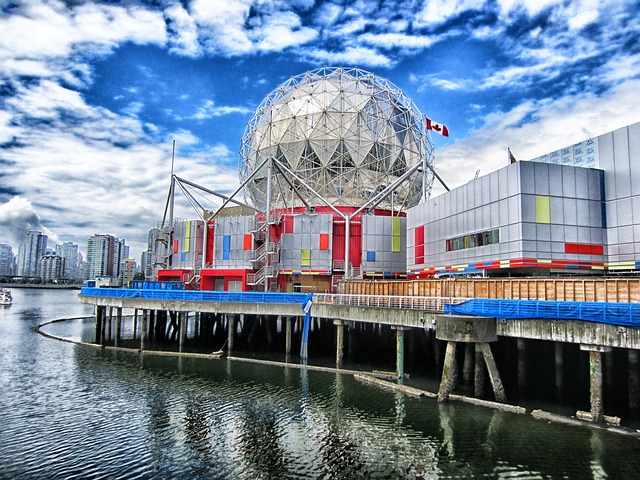 Free Photos: Vancouver canada buildings skyline | David Mark