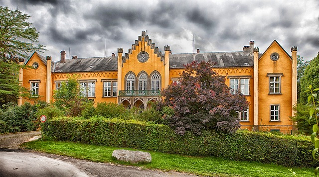 Free iggenhausen germany palace home house mansion