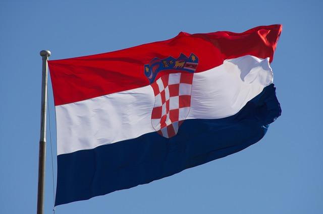 Free croatia flag croatian flag