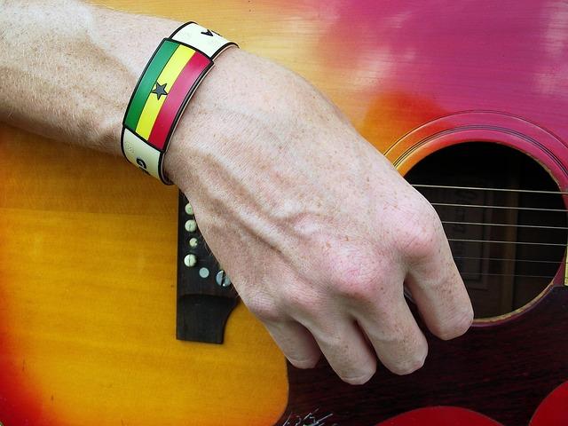 Free guitar music tool string instrument man son hand