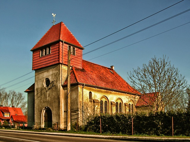 Free oschersleben germany church buildings structure