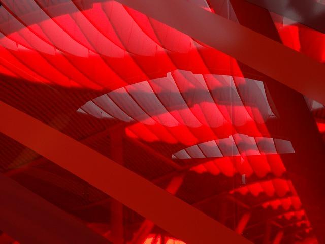 Free blanket light ceiling lighting building