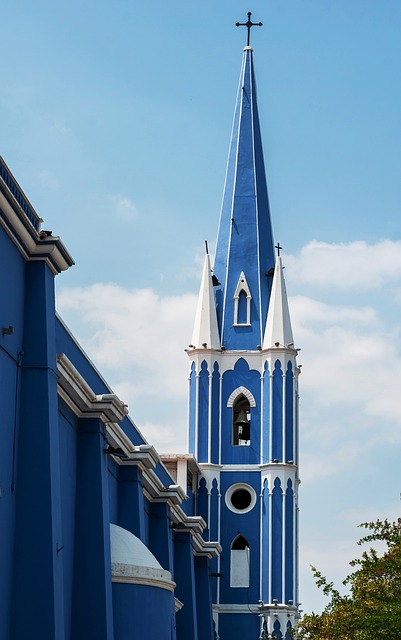 Free maracaibo venezuela church buildings steeple tower