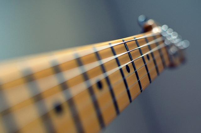 Free guitar fret music fender instrument