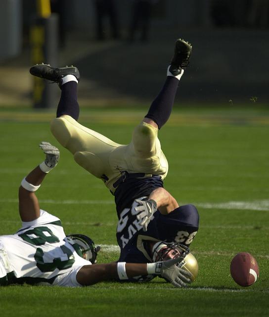 Free football usa sport sports tackle field grass
