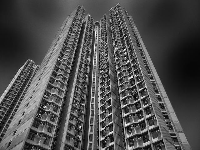 Free hong kong china apartment apartments building