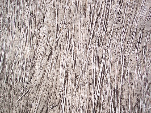 Free pattern background cement