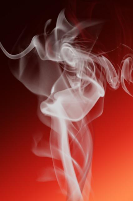 Free smoke rauch fire red artwork digital art filigree
