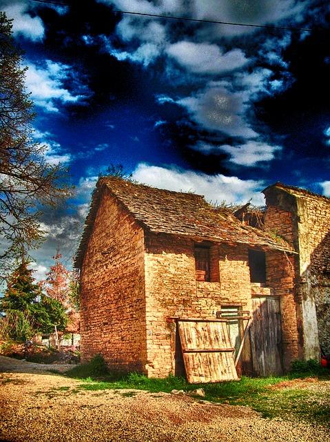 Free saint marcel bel accueil france building barn shed
