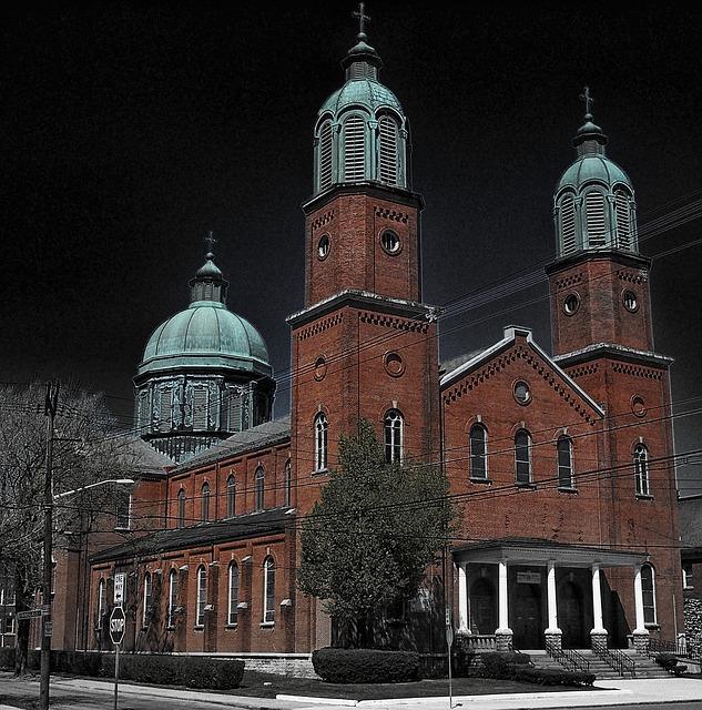Free buffalo new york church basilica faith religion