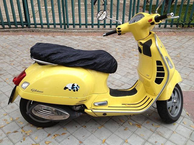 Free scooter moto