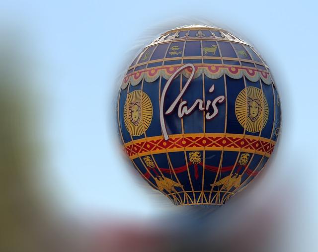 Free balloon paris casino blur experimental