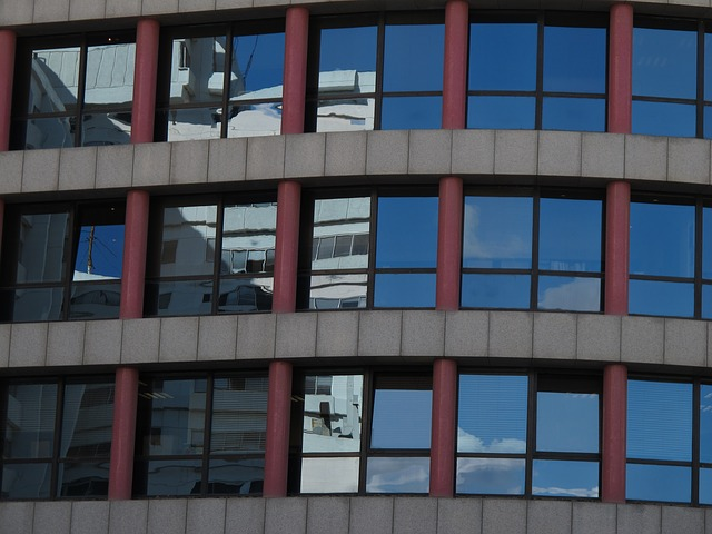 Free tel aviv israel building windows high rise
