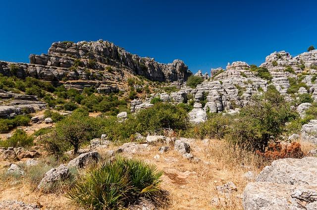 Free Photos: Spain landscape scenic mountains sky clouds rocks | David Mark