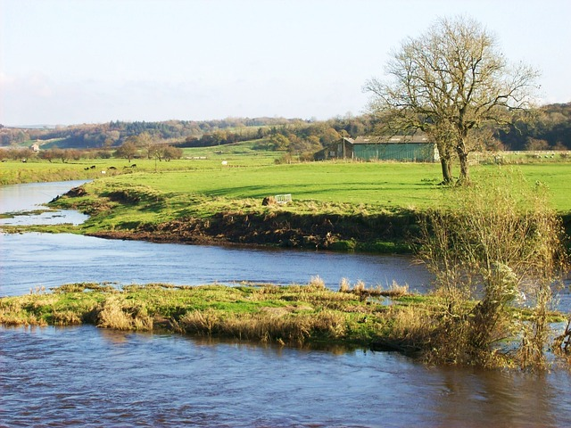 Free ribchester england united kingdom river water