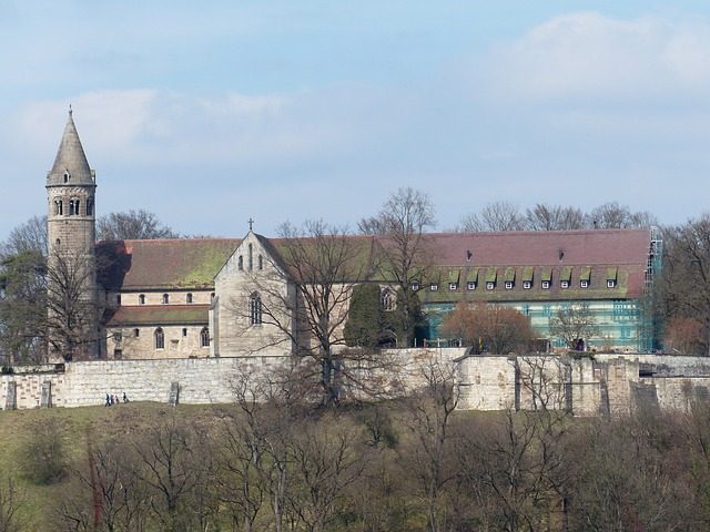 Free monastery of lorch benedictine monastery lorch