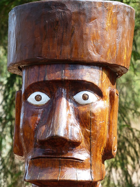 Free Photos: Holzfigur carving view man hypnosis african totem | Hans Braxmeier