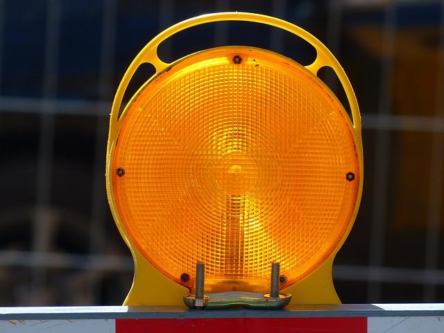 Free warning lamp warning light warnblinkleuchte