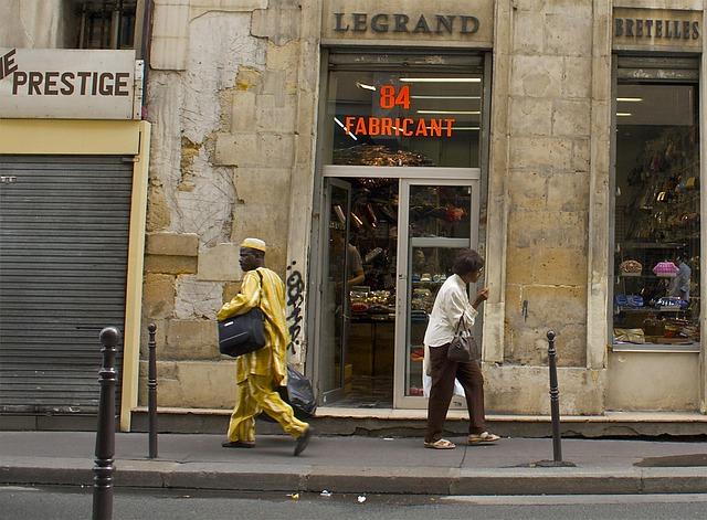 Free paris follow encounter opposites concept city