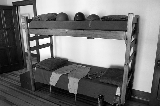 Free fort reno oklahoma bunk beds soldier