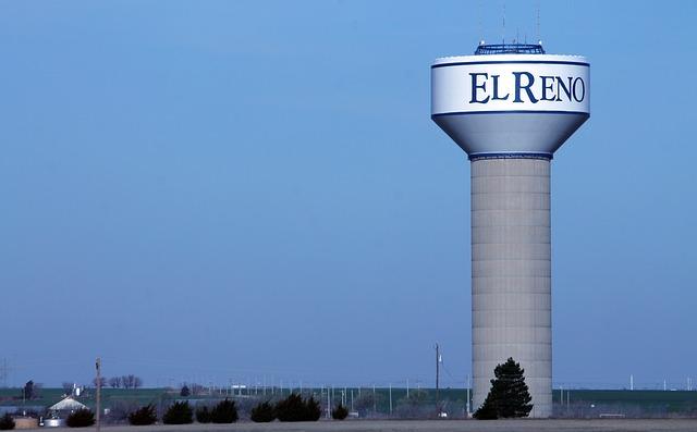 Free el reno oklahoma tower water towers