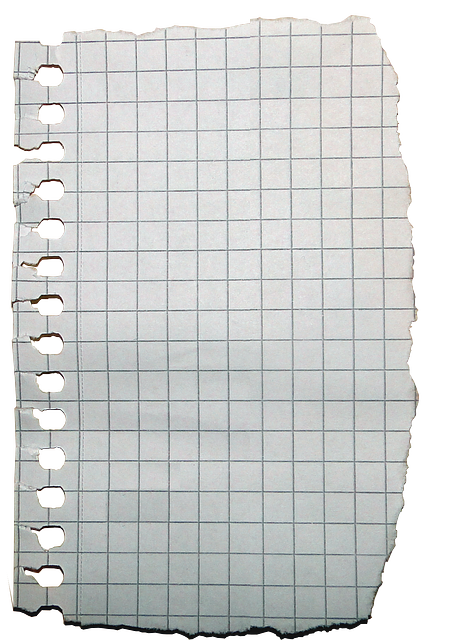 Free paper plaid paper journal check sheet