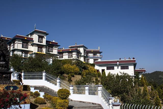 Free gumba monastery buddhist buddist temple