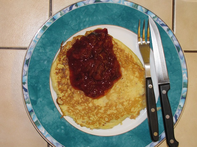 Free pancake plums sainey hunger appetite meal