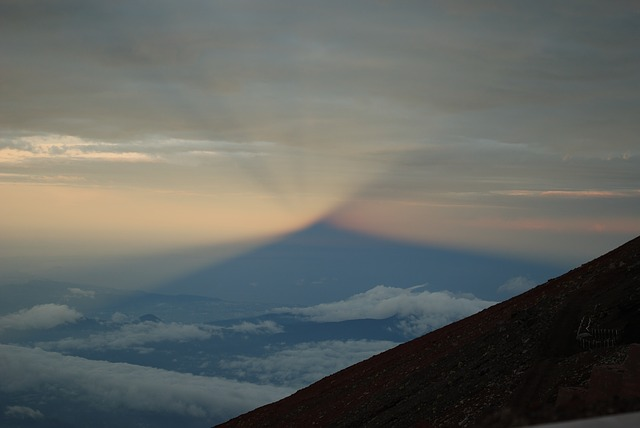 Free mountain fuji japan mt fuji japanese twightlight
