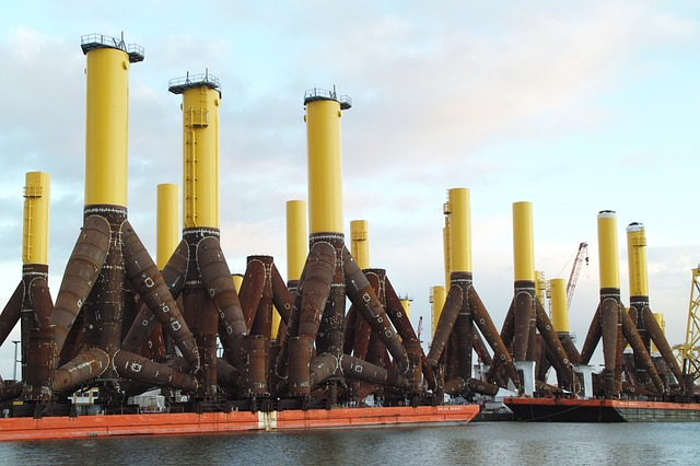 Free foundations water bremerhaven support