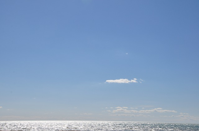 Free beach sky sea ocean cloud mediterranean coast