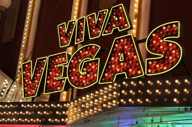 Free neon sign viva las vegas casino