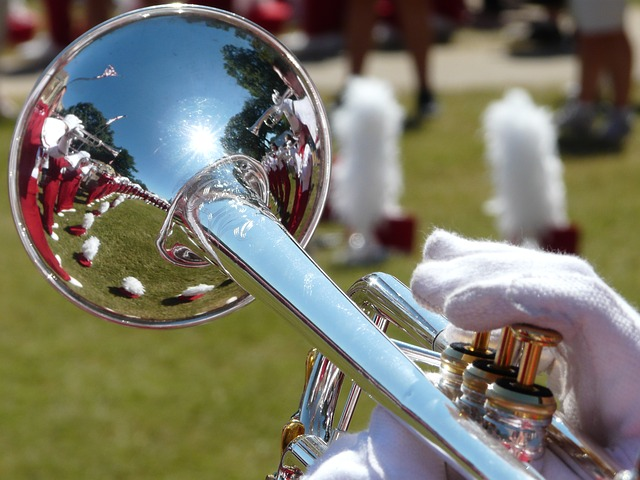 Free band trumpet uniforms performance music orchestra