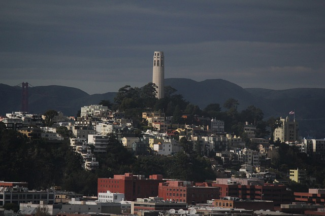 Free coit tower san francisco united states america