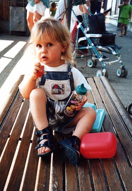 Free child little girl daughter eat drink vespers